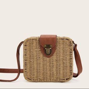 Ratten Straw Bag